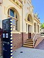 Library at Sandgate Town Hall, Queensland, 2020.jpg