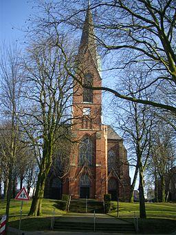 Liebfrauenkirche Recklinghausen Frontalansicht