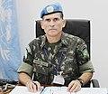 Lieutenant General Carlos Alberto dos Santos Cruz (Brazil) Force Commander (8969161515).jpg