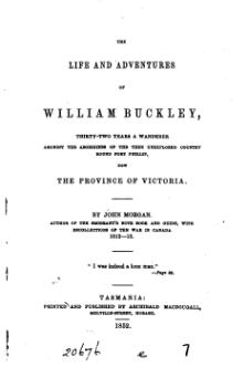 Life and Adventures of William Buckley.djvu