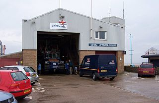 Skegness Lifeboat Station