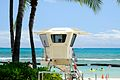 Lifeguard Tower @ Waikiki (8929529982).jpg