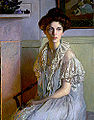 Lilla Cabot Perry, Lady With Bowl of VIolets,1910.jpg
