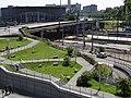 Lille - Travaux en gare de Lille-Flandres (E20, 7 juillet 2013).JPG