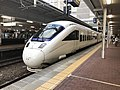 "Limited Express ""Sonic"" at Hakata Station.jpg"