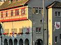 Limmatquai - Rüden - Münsterbrücke-Helmhaus 2012-09-16 18-49-00 (P7000).JPG