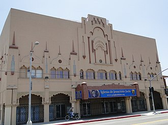 Lincoln Theater (Los Angeles) - Lincoln Theater, June 2011