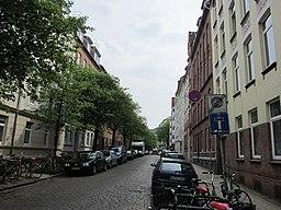Lindenstraße in Kiel