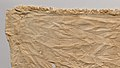Linen from Tutankhamun's Embalming Cache MET DP226068.jpg