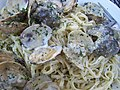 Linguine con vongole at Gaspare, Seattle by WordRidden.jpg