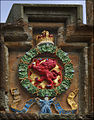 Linlithgow Palace Entrance - Order of the Thissil.jpg