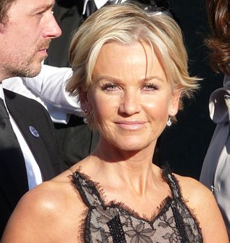 Lisa Maxwell (actress) - at the 2009 BAFTA award ceremony in London