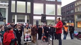 Bestand:Lisa Westerveld speech Nijmegen against Hate.webm