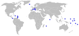 List of countries without armed forces