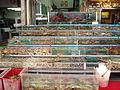 Live seafood tanks.JPG