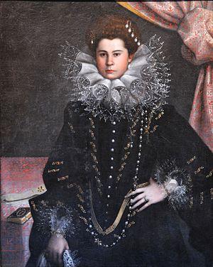 Livia della Rovere - Livia della Rovere, Duchess of Urbino.