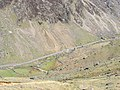 Llanberis Pass from the Lip of Cwm Glas Mawr - geograph.org.uk - 224637.jpg