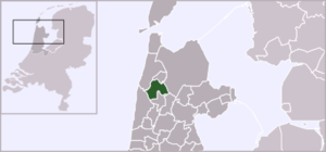 Krabbendam - Image: Locatie Harenkarspel