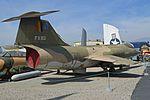 Lockheed F-104G Starfighter 'FX82' (26672327901).jpg
