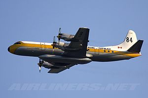 Air Spray - Image: Lockheed L 188C(AT) Electra, Air Spray AN1245829