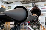 Lockheed SR-71A Blackbird, 1966 - Evergreen Aviation & Space Museum - McMinnville, Oregon - DSC01028.jpg