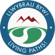 Living Paths! Logo