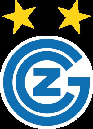 Grasshopper Club Zürich - Image: Logo Signet mit Sterne gelb blau