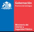 Logo de la Gobernación de Colchagua.png