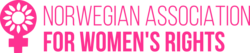 Logo of the Norwegian Association for Women's Rights.png