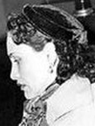 Lolita Lebrón - Image: Lolita Lebron 3x 4
