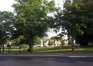 Plumstead Common - Image: London Plumstead, Plumstead Common 19