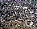 Looking west across Newcastle City Centre, 1977 (25249220043).jpg