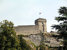 The Fort in Lourdes