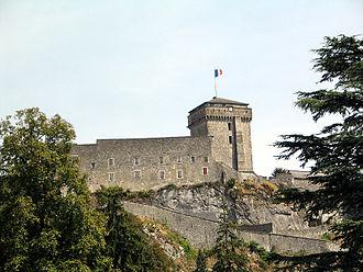 Lourdes - Fort in Lourdes