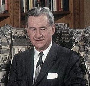 Lowell Thomas - Lowell Thomas, c. 1966