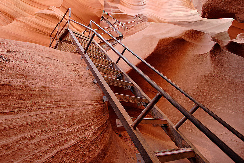 Файл:Lower antelope stairs md.jpg
