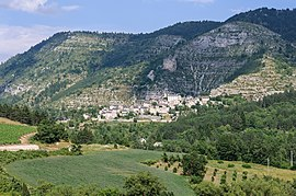 A general view of Montbrun