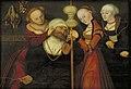 Lucas Cranach d.Æ. - Hercules with Omphale - KMSsp727 - Statens Museum for Kunst.jpg