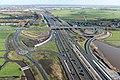 Luchtfoto verbreding A4 ter hoogte van N206 Zoeterwoude Dorp.jpg