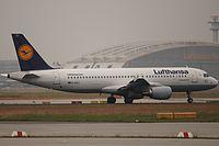 D-AIZJ - A320 - Lufthansa