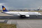 Lufthansa CityLine, D-AECF, Embraer ERJ-190LR (16269302828) (2).jpg