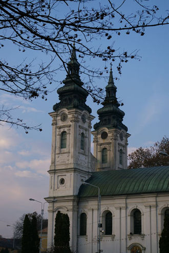 Lugoj - Baroque Orthodox Cathedral