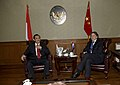 Luhut Binsar Panjaitan bersama dengan Bert Koenders, Menteri Luar Negeri Belanda.jpg