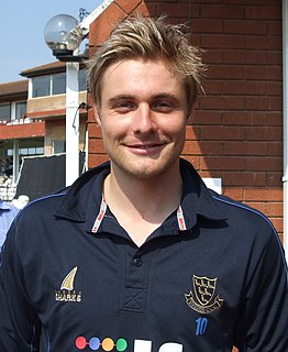 Luke Wright English cricketer