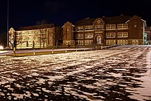 Lawrenceville High School.