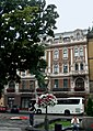 Lwów , Polish , Lviv , Львов - Grand Hotel - 1893 r. wg projektu E. Hermatnika - panoramio.jpg