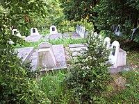 Lwówek Ślaski, cmentarz żołnierzy Armii Czerwonej 04