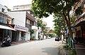 Một góc phố Mai Hắc Đế, đoạn đi vào từ ngã ba phố Mai Hắc Đế giao với đường Điện Biên Phủ, thành phố Hải Dương, tỉnh Hải Dương.jpg