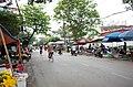 Một phần phố Chi Lăng, gần ngã ba phố Nguyễn Công Trứ giao với phố Chi Lăng, thành phố Hải Dương, tỉnh Hải Dương.jpg