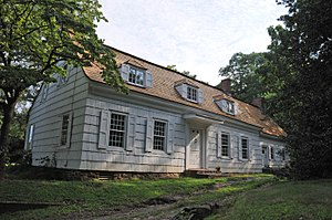 Monmouth County Historical Association - Marlpit Hall